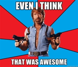 Chuck Norris awesome_01